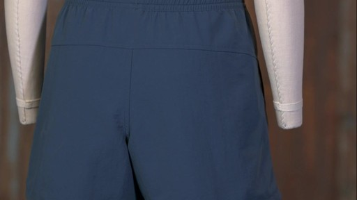 Patagonia Womens Baggies Shorts - image 3 from the video