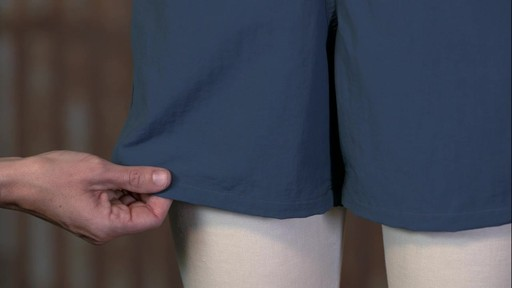 Patagonia Womens Baggies Shorts - image 4 from the video