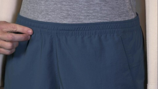 Patagonia Womens Baggies Shorts - image 6 from the video