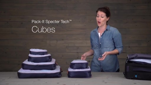 Eagle Creek Pack-It Specter Tech Cubes - image 1 from the video