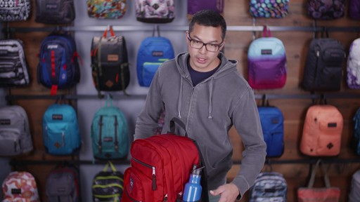 JanSport Big Student Backpack - eBags.com - image 3 from the video