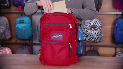 JanSport Big Student Backpack - eBags.com - image 5 from the video