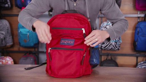 JanSport Big Student Backpack - eBags.com - image 8 from the video