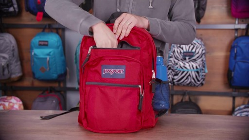 JanSport Big Student Backpack - eBags.com - image 9 from the video
