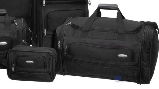 Samsonite Elite Spinner & Laptop Boarding Bag Set EXCLUSIVE - eBags.com - image 5 from the video