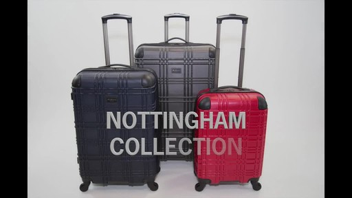Ben Sherman Luggage Nottingham Collection - image 1 from the video