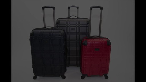 Ben Sherman Luggage Nottingham Collection - image 10 from the video