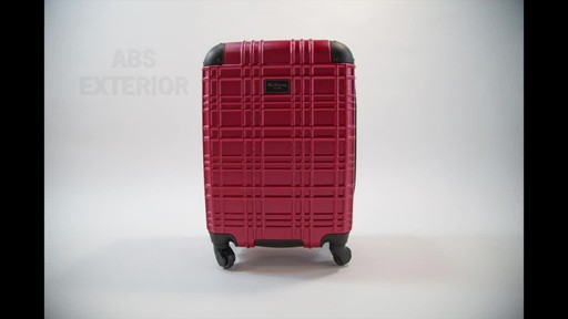 Ben Sherman Luggage Nottingham Collection - image 2 from the video