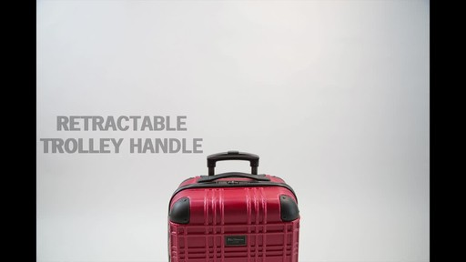 Ben Sherman Luggage Nottingham Collection - image 4 from the video