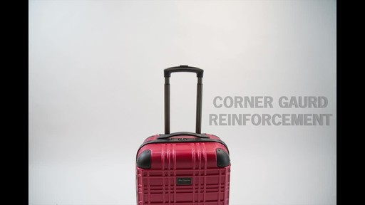 Ben Sherman Luggage Nottingham Collection - image 5 from the video