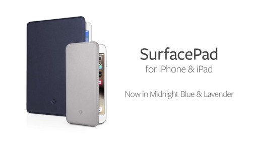 Twelve South SurfacePad for iPhone 6/6s - image 9 from the video