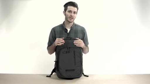 Timbuk2 Uptown Travel Backpack- eBags.com - image 1 from the video