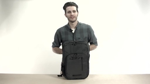 Timbuk2 Uptown Travel Backpack- eBags.com - image 10 from the video