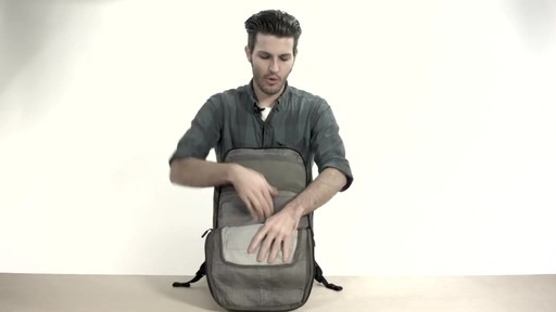 Timbuk2 Uptown Travel Backpack- eBags.com - image 4 from the video