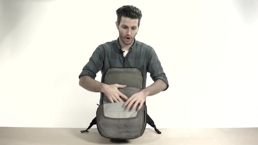 Timbuk2 Uptown Travel Backpack- eBags.com - image 5 from the video