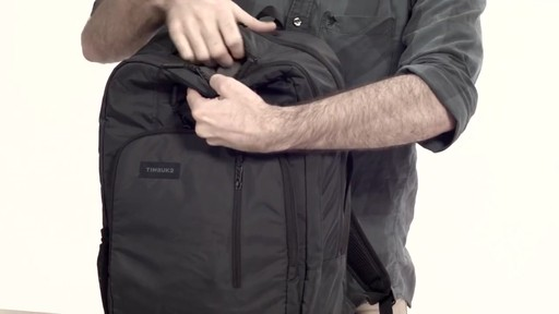 Timbuk2 Uptown Travel Backpack- eBags.com - image 6 from the video