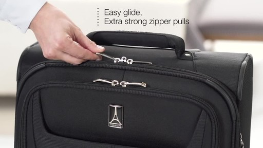 Travelpro Maxlite 5 Garment Bags - image 8 from the video