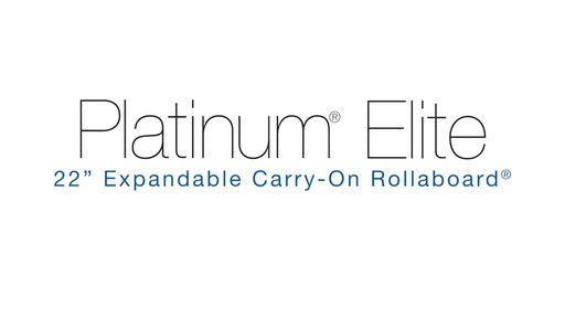 Travelpro Platinum Elite 22