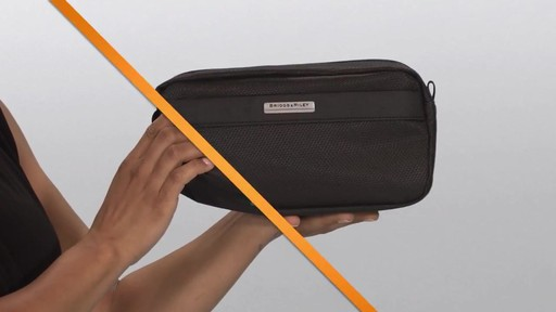Briggs & Riley Transcend VX Toiletry Kit - image 10 from the video