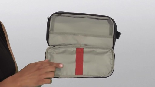Briggs & Riley Transcend VX Toiletry Kit - image 7 from the video