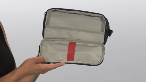 Briggs & Riley Transcend VX Toiletry Kit - image 8 from the video