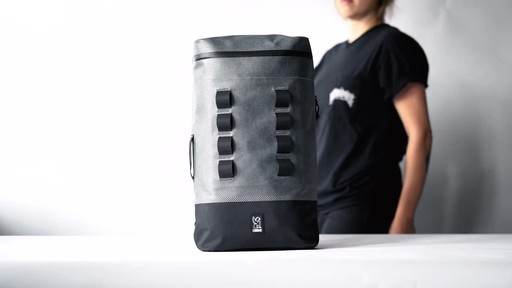 Chrome Industries Urban Ex Gas Can Pack 22L - image 1 from the video