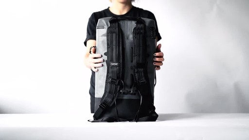 Chrome Industries Urban Ex Gas Can Pack 22L - image 2 from the video