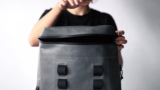 Chrome Industries Urban Ex Gas Can Pack 22L - image 5 from the video