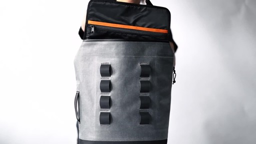 Chrome Industries Urban Ex Gas Can Pack 22L - image 6 from the video