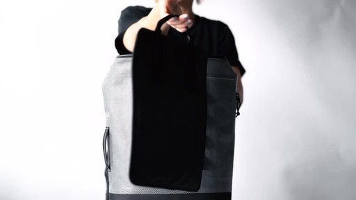 Chrome Industries Urban Ex Gas Can Pack 22L - image 7 from the video