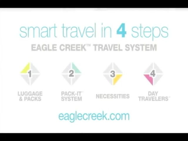 Eagle Creek Pack-It® Compression Set - image 10 from the video