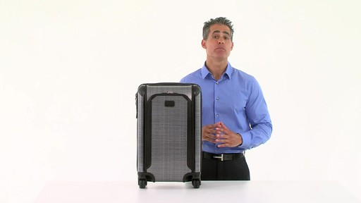 Tumi Tegra-Max International Expandable Traveler  - eBags.com - image 1 from the video