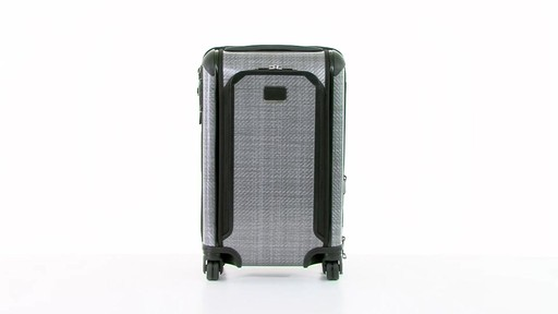Tumi Tegra-Max International Expandable Traveler  - eBags.com - image 10 from the video