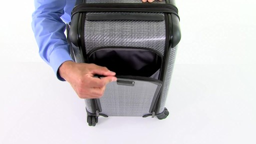 Tumi Tegra-Max International Expandable Traveler  - eBags.com - image 2 from the video