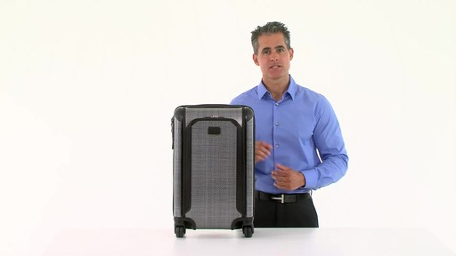 Tumi Tegra-Max International Expandable Traveler  - eBags.com - image 3 from the video
