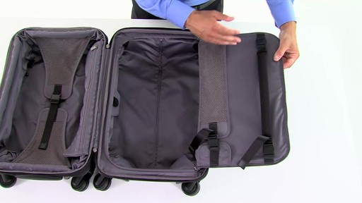 Tumi Tegra-Max International Expandable Traveler  - eBags.com - image 4 from the video