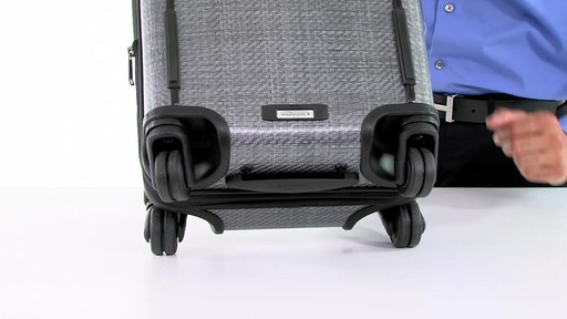 Tumi Tegra-Max International Expandable Traveler  - eBags.com - image 7 from the video