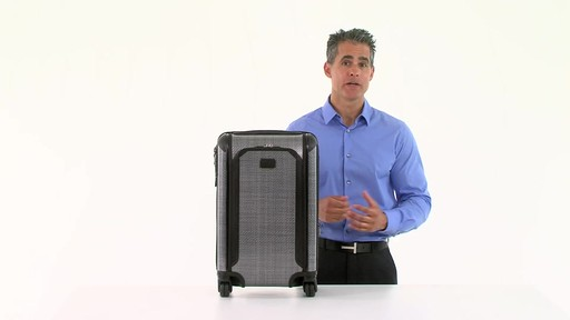 Tumi Tegra-Max International Expandable Traveler  - eBags.com - image 8 from the video