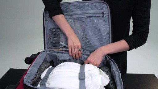 Heritage Wicker Park Luggage Collection - on eBags.com - image 7 from the video