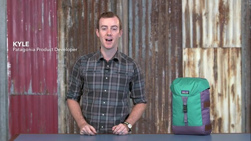 Patagonia Kids' Bonsai Pack 14L - image 1 from the video
