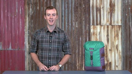 Patagonia Kids' Bonsai Pack 14L - image 10 from the video