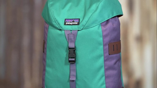 Patagonia Kids' Bonsai Pack 14L - image 2 from the video