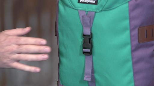 Patagonia Kids' Bonsai Pack 14L - image 3 from the video