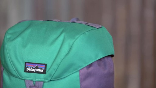 Patagonia Kids' Bonsai Pack 14L - image 4 from the video