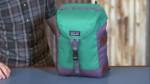 Patagonia Kids' Bonsai Pack 14L - image 5 from the video