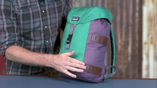 Patagonia Kids' Bonsai Pack 14L - image 8 from the video