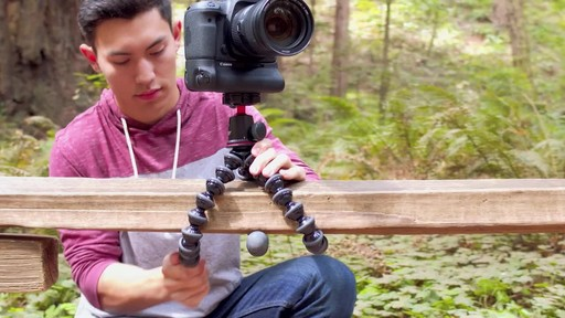 Joby GorillaPod Camera Stands - image 3 from the video