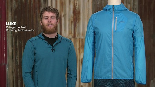 Patagonia Mens Houdini Jacket - image 1 from the video