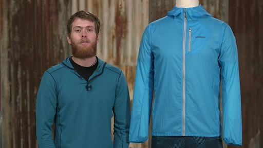 Patagonia Mens Houdini Jacket - image 10 from the video