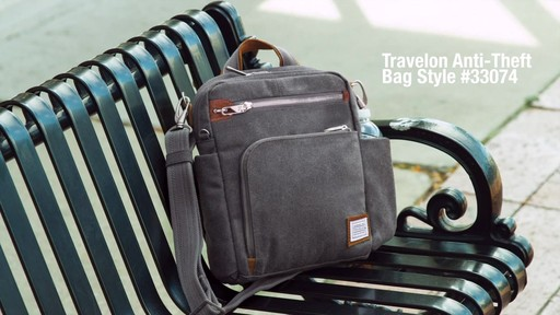 Travelon Anti-Theft Heritage Tour Bag - eBags.com - image 1 from the video